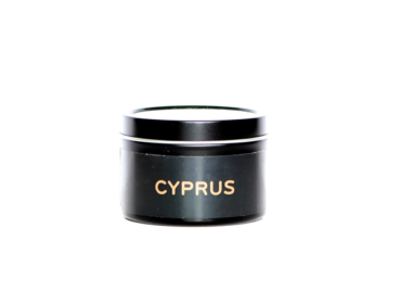 Cyprus Coconut Wax Travel Size Candle
