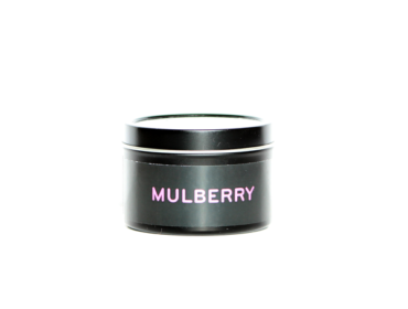 Mulberry Coconut Wax Travel Size Candle