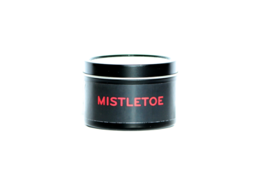 Mistletoe Coconut Wax Travel Size Candle