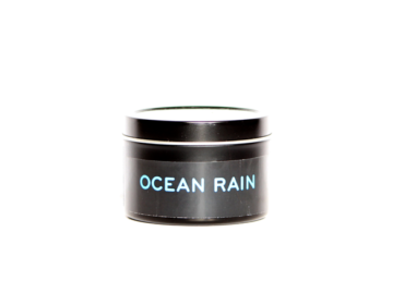 Ocean Rain Coconut Wax Travel Size Candle